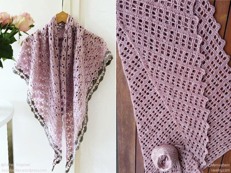 Soft Crochet Shawls