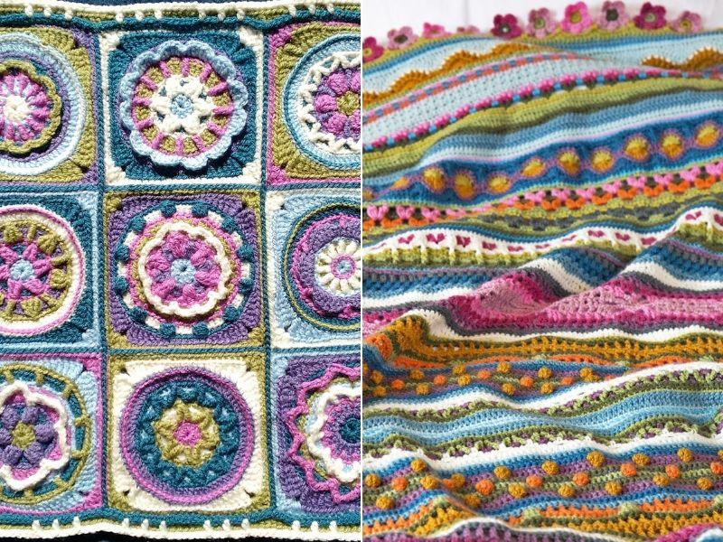 Best Mystery CALs Free Crochet Patterns