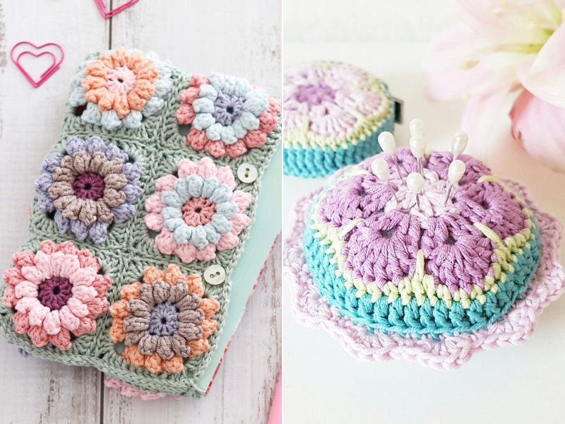 Crochet Accessories For Crafters Free Patterns