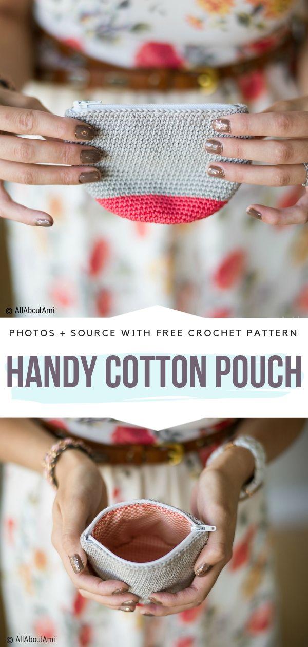 Handy Cotton Pouch