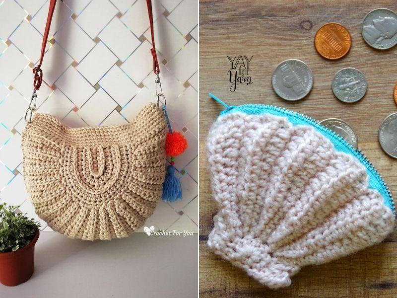 Crochet Shell Ideas Free Patterns