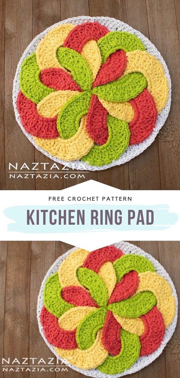 Kitchen Ring Pad