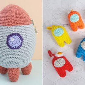 Cosmic Amigurumi Ideas with Free Crochet Patterns
