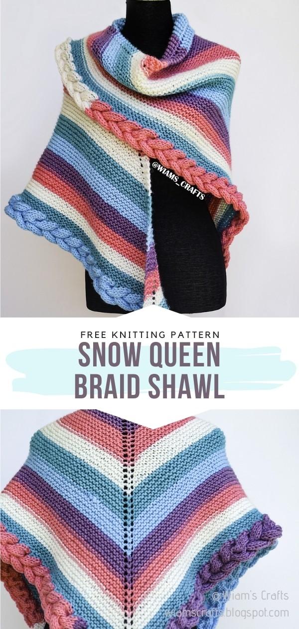 Braid Shawl
