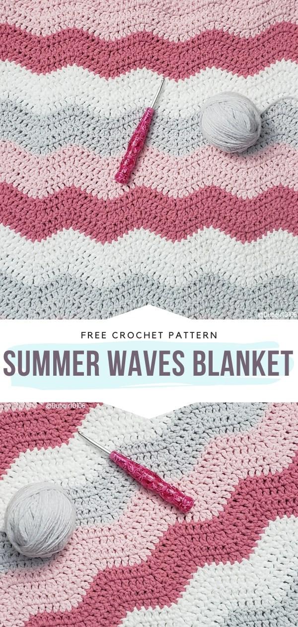 Wavy Blanket