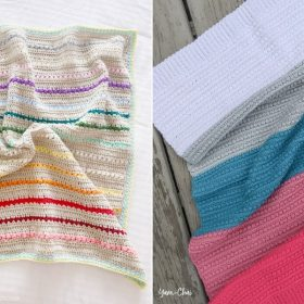 Must-Have Baby Blankets Free Crochet Patterns