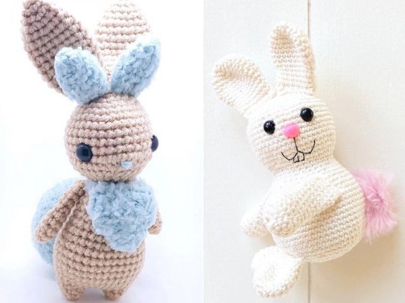 Sweet Crochet Bunny Ideas Free Crochet Patterns