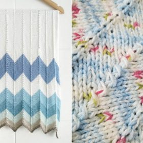 Sweet Knitted Baby Blankets Free Patterns