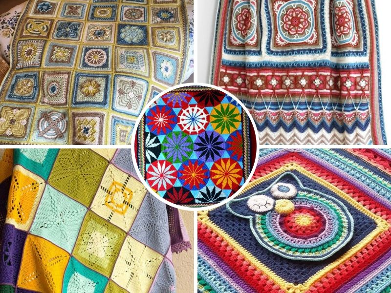 Amazing Blanket CALs