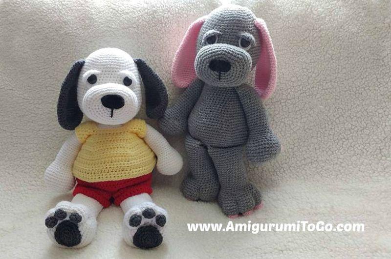 Crochet Puppies