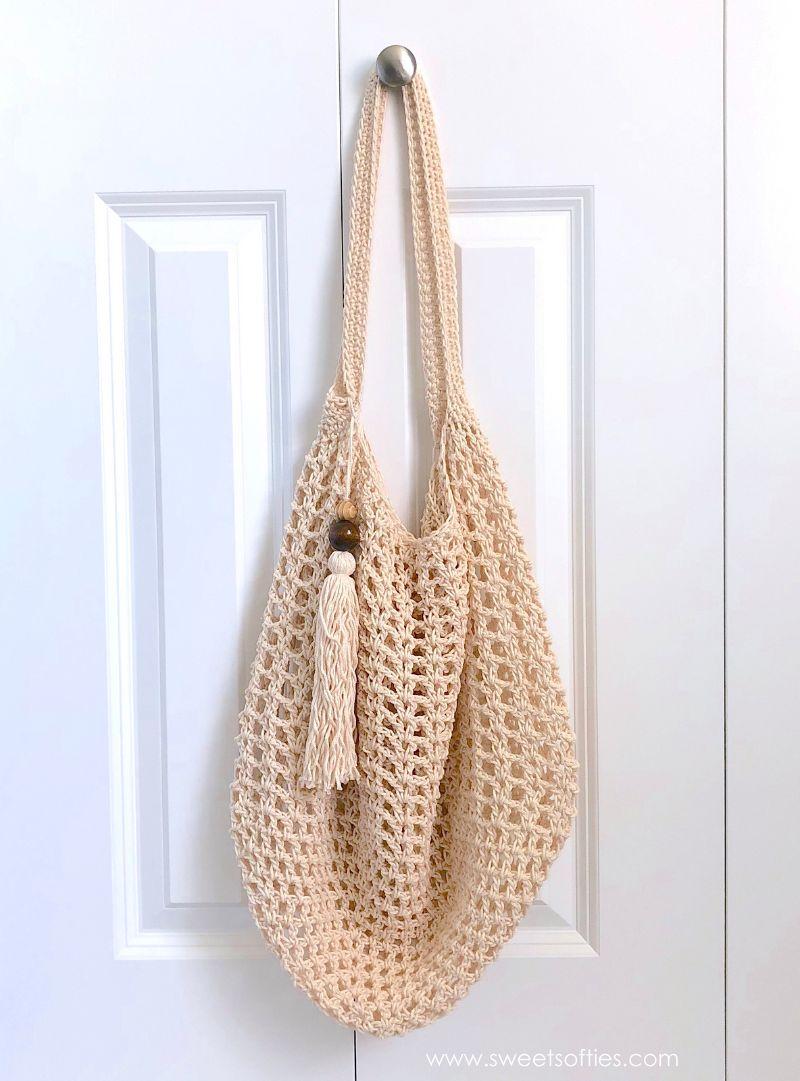 Mercer Market Bag Free Crochet Pattern