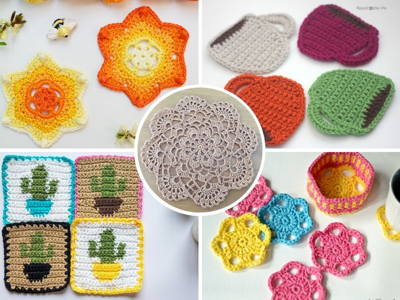 Lovely Coasters Ideas