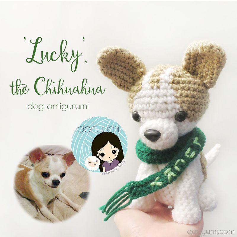 Crochet Dog Pattern