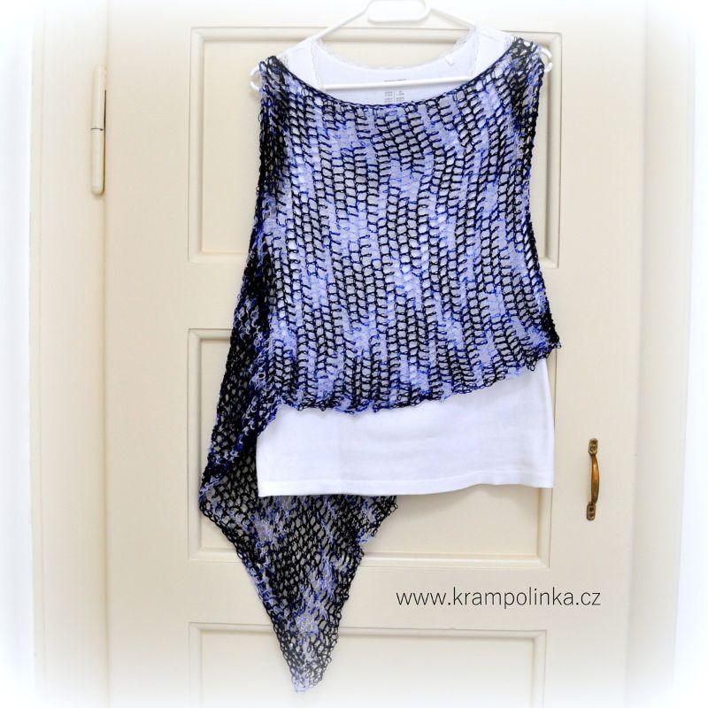 Summer Poncho Lily Free Crochet Pattern