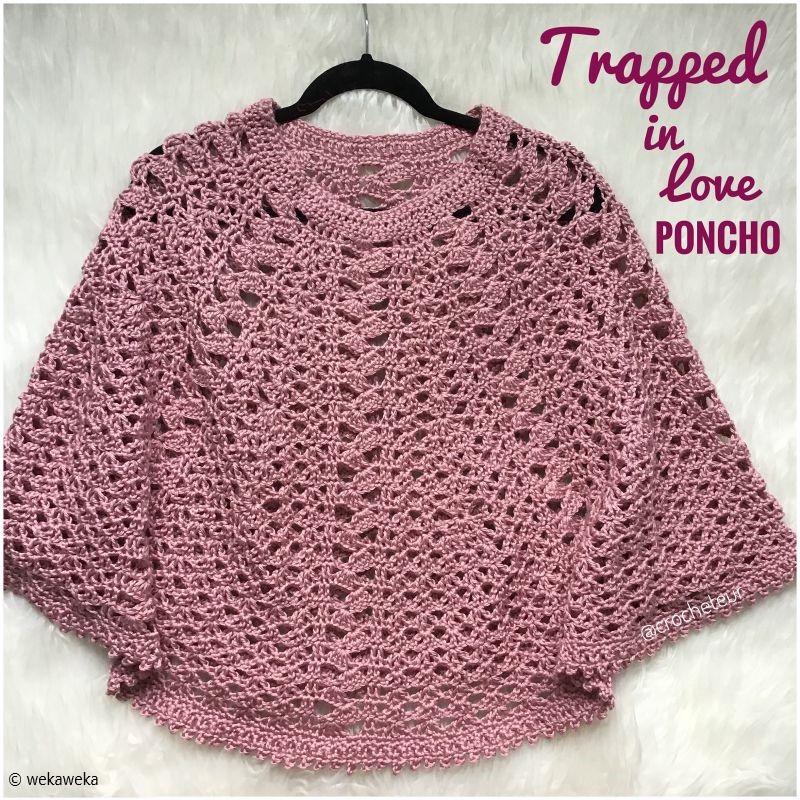 Trapped in Love Free Crochet Pattern