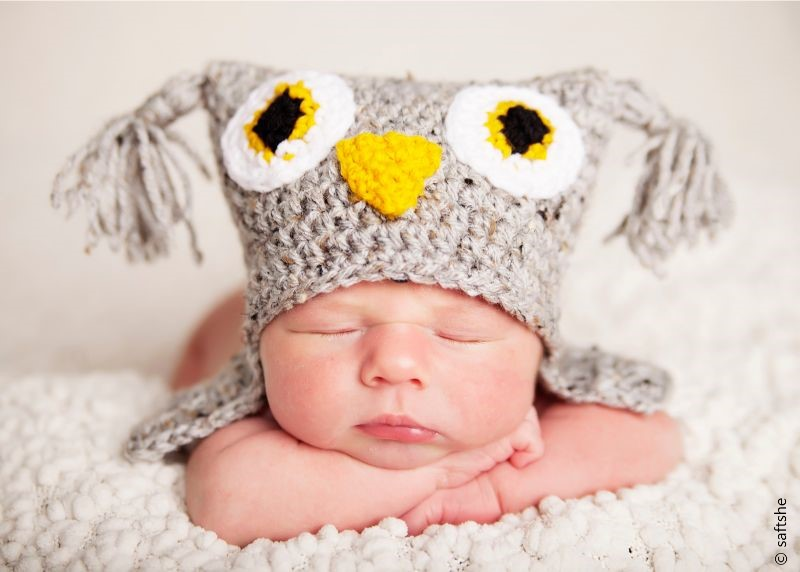 Tweedy Owl Hat