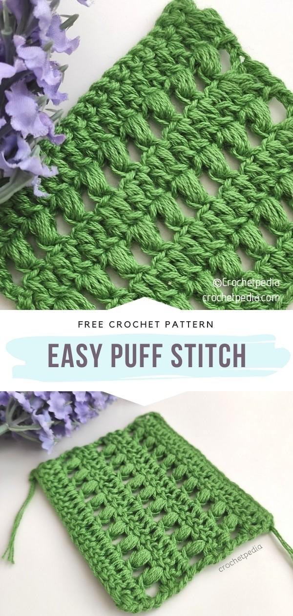 Crochet Puff Stitch
