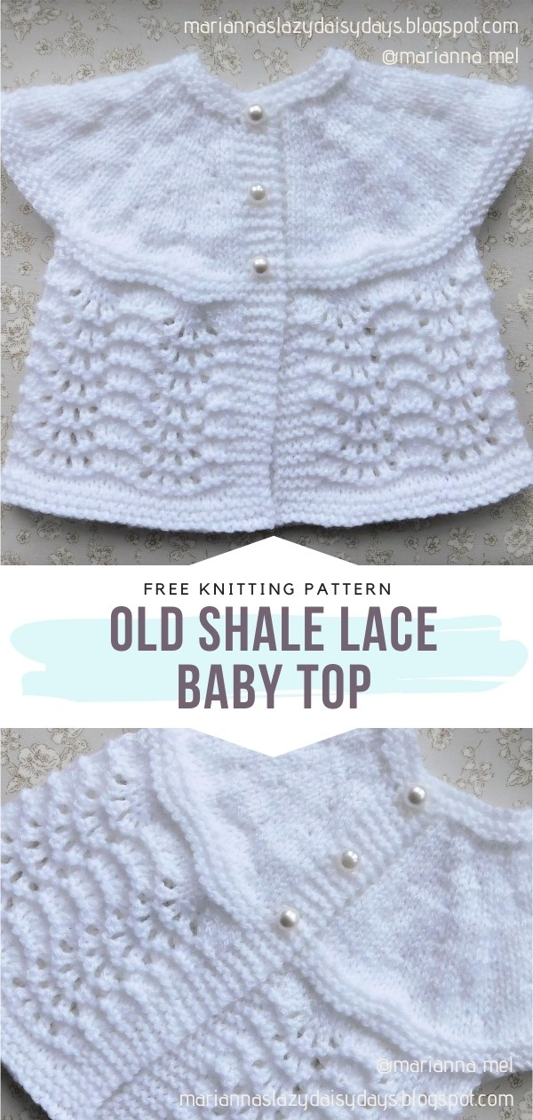 Knitted Baby Top
