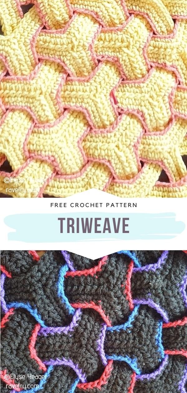 Triweave Stitch