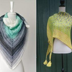 Crochet Shawls for Beginners Free Patterns