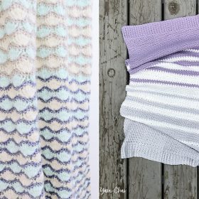 Soothing Baby Blankets Free Crochet Patterns