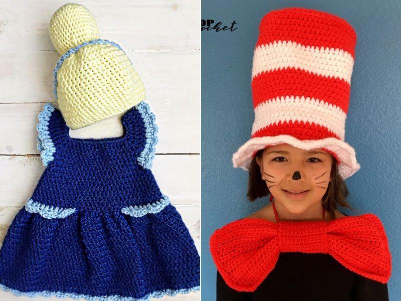 Adorable Costume Ideas Free Crochet Patterns
