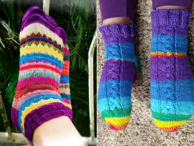children`s-knitted-socks-ft