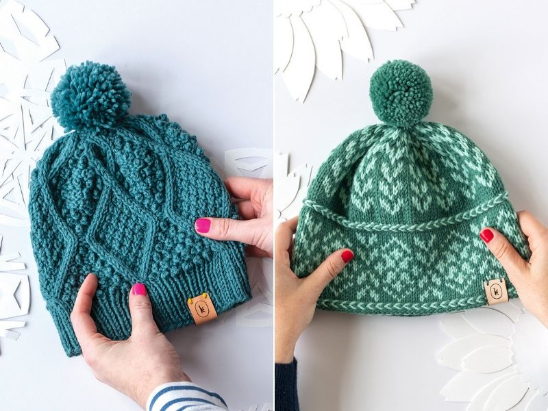comfy-knitted-hats-free-knitting-patterns