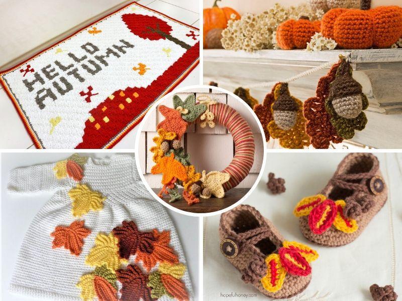 Crochet for Fall Ideas