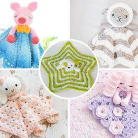 cute-crochet-security-blankets