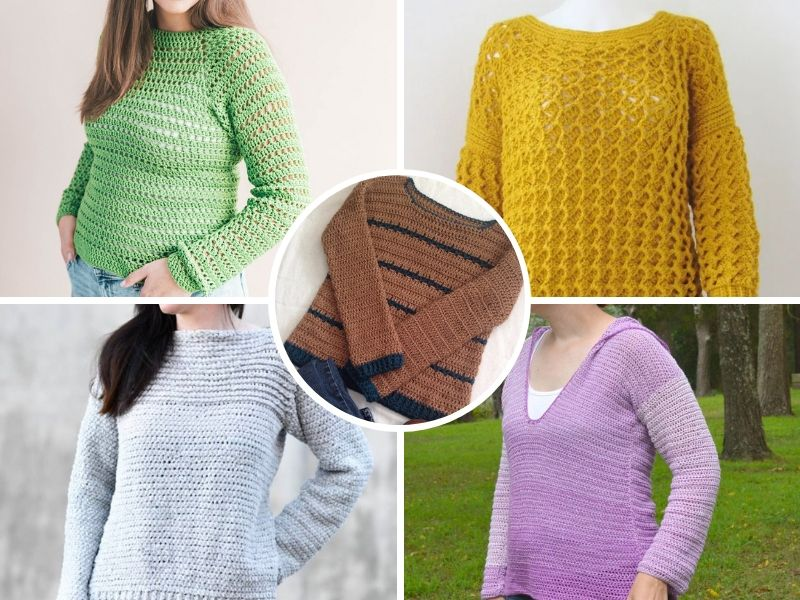 Great Simple Pullovers