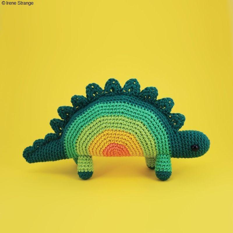 Horace The Stegosaurus Crochet Pattern