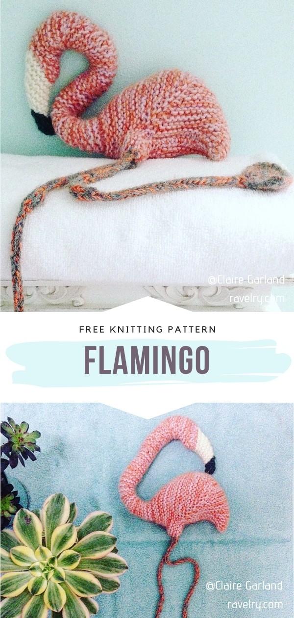 Flamingo Amigurumi