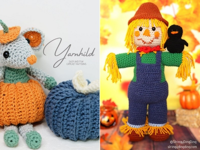 Great Halloween Amigurumi Free Crochet Patterns