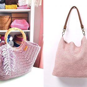 Everyday Crochet Handbags Free Patterns