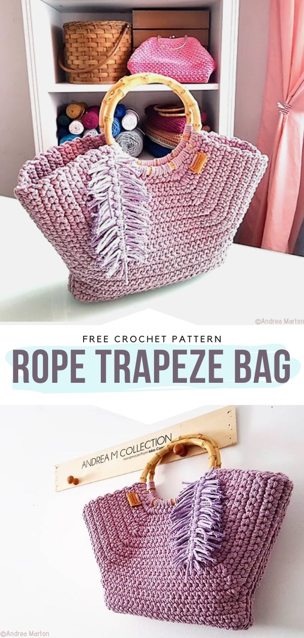 Rope Trapeze Bag