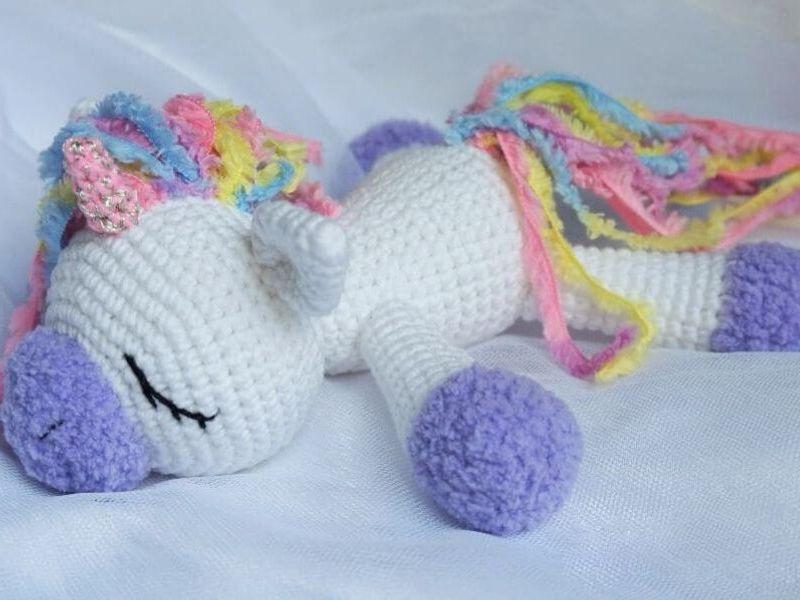 Cute Amigurumi Unicorns Free Crochet Patterns