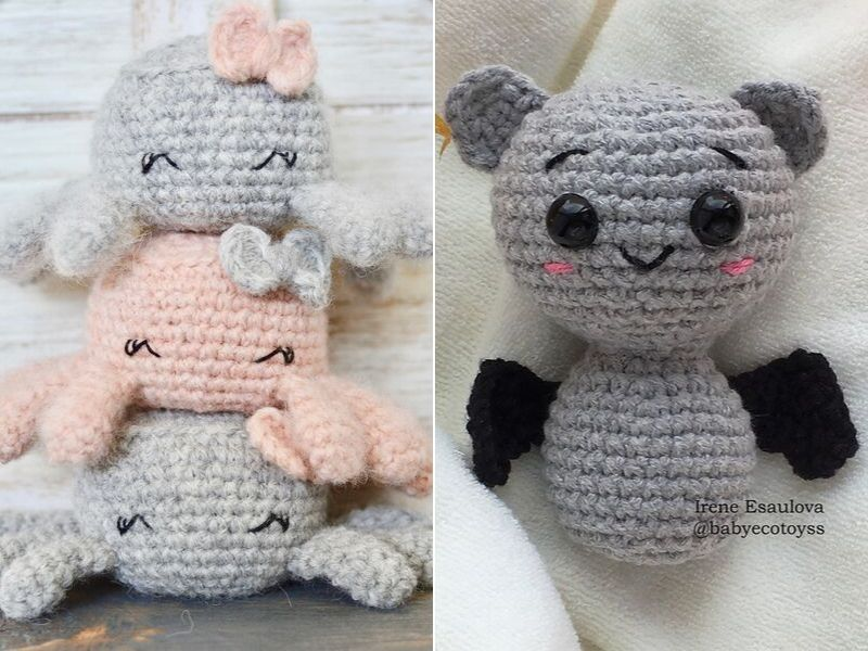 Cute Halloween Amigurumi Free Crochet Patterns
