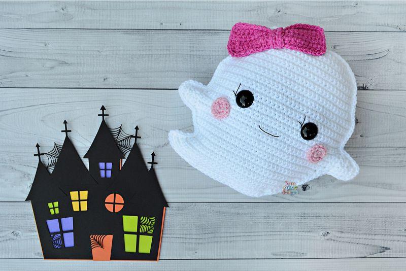 Ghost Kawaii Cuddler