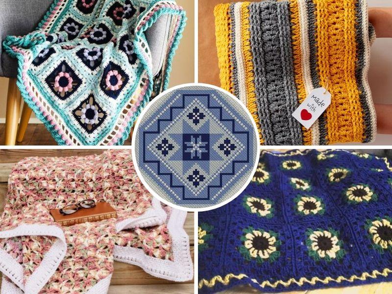 Great Crochet Lapghans