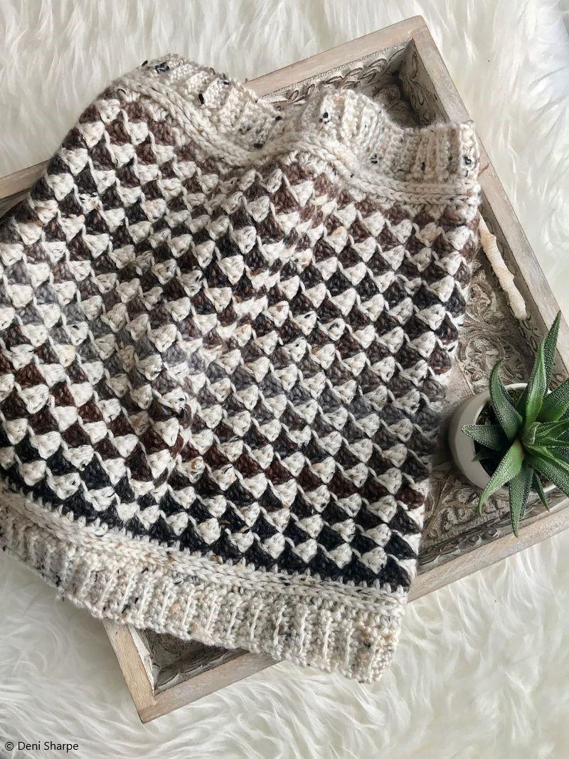 Piper Cowl Crochet Pattern