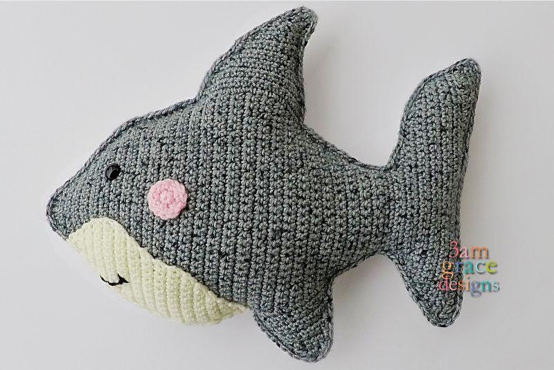 Shark Kawaii Cuddler