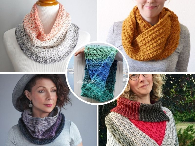 Superb Cowls for Fall