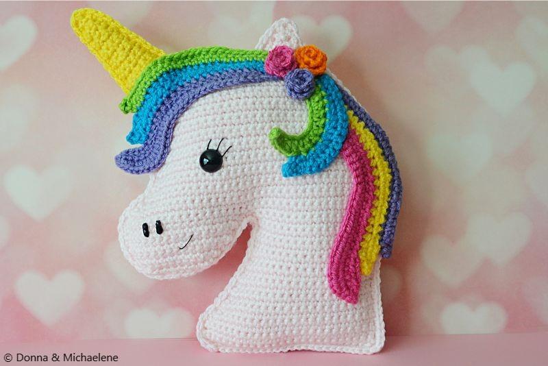 Unicorn Kawaii Cuddler