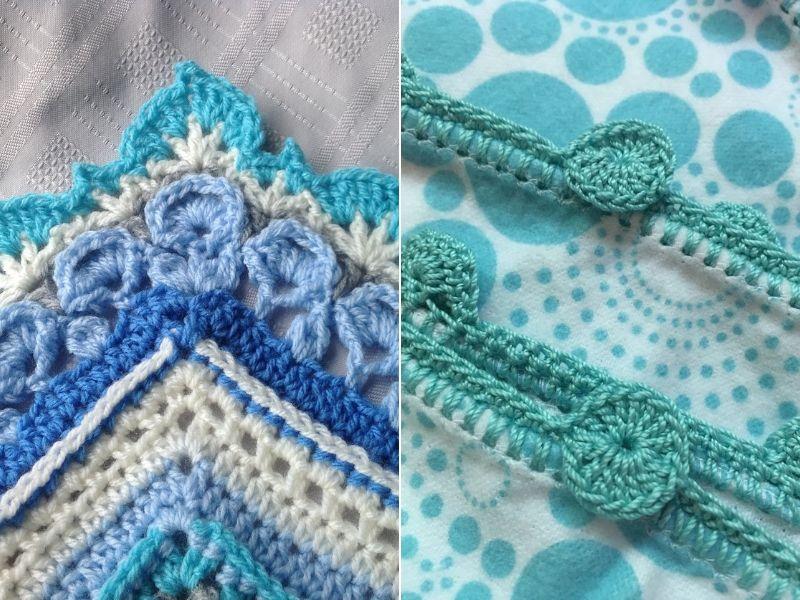 Wonderful Crochet Edgings Free Patterns
