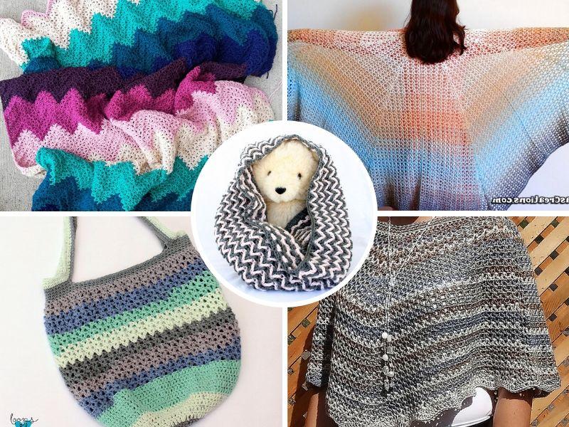 Wonderful V Stitch Ideas