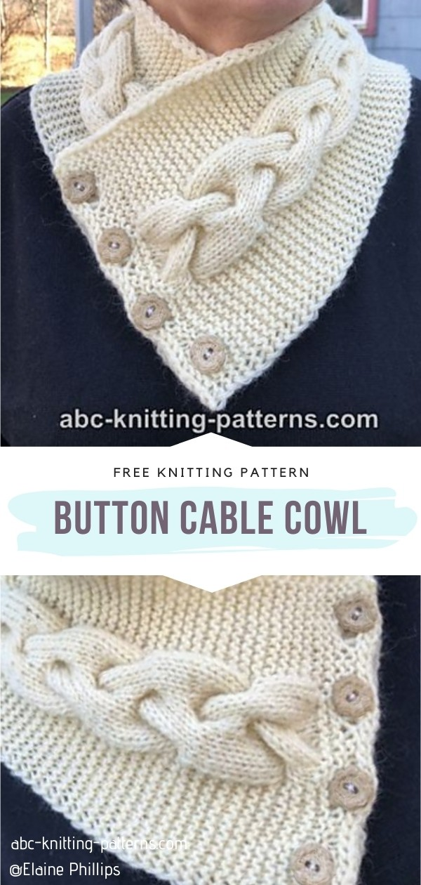 Button Cable Cowl