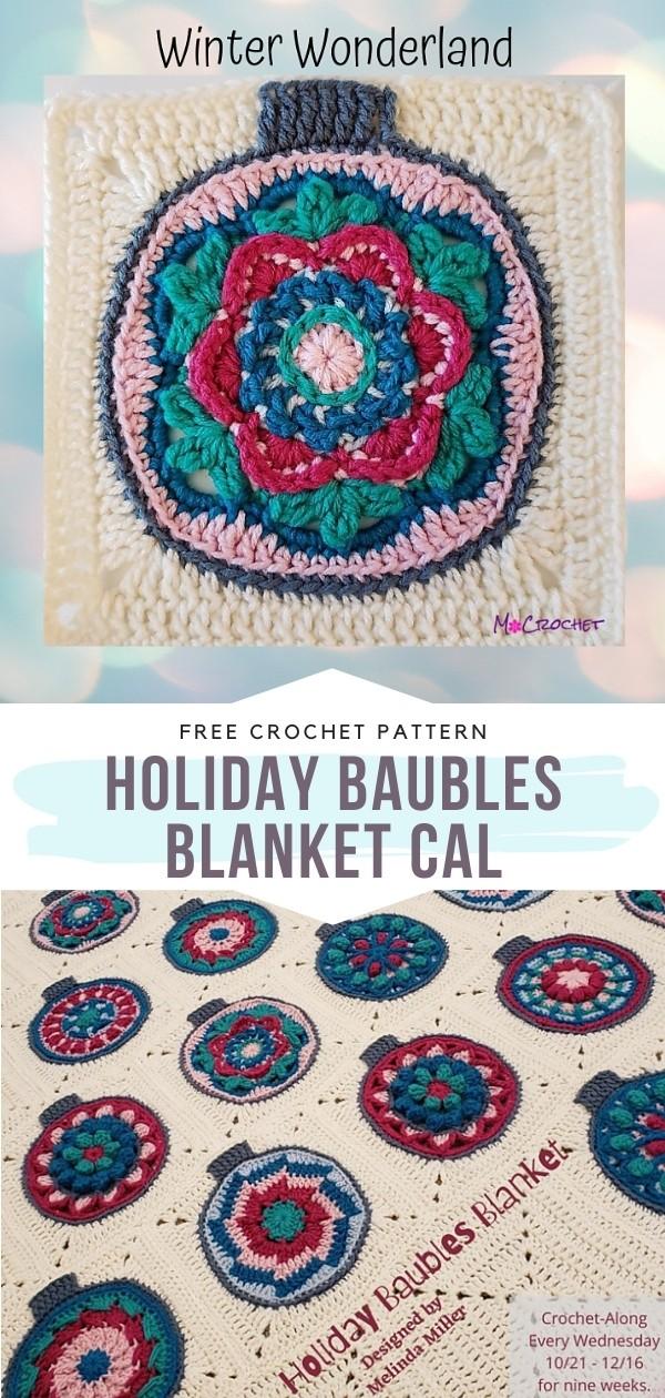 Baubles Blanket CAL
