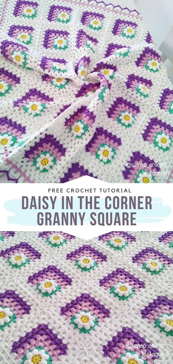 Daisy in the Corner Granny