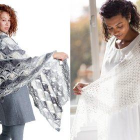 Sweet Lacy Crochet Shawls Free Crochet Patterns
